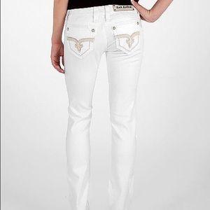 Rock Revival Blair Straight Jeans!
